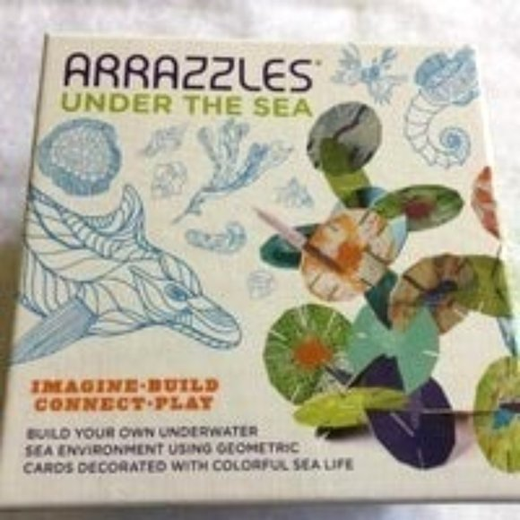 Arrazzles Under the Sea Card Game